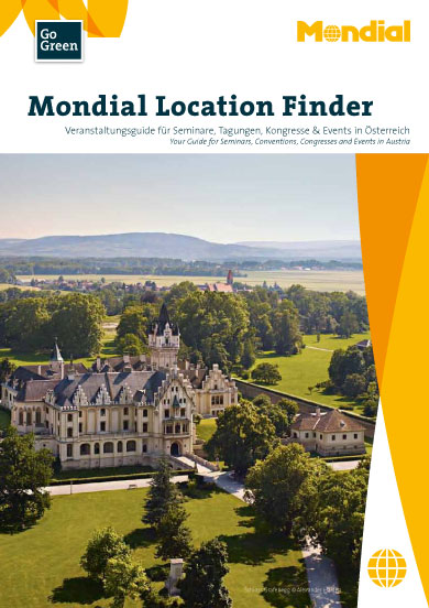 Mondial Location Finder - Go Green Katalog Cover