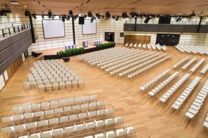 Austria center vienna saal e 108 %28c%29 iakw ag ludwig schedl