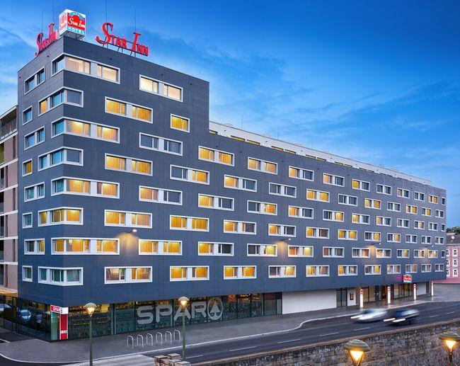 Star Inn Hotel Wien Adresse