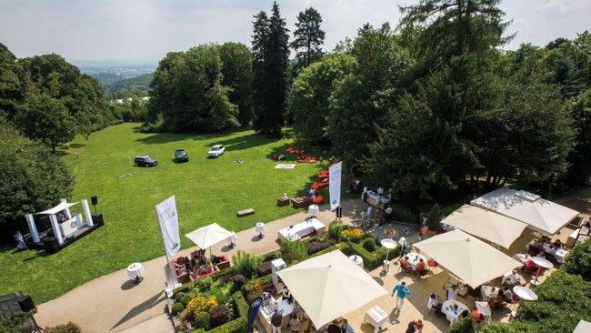 Villa rothschild kempinski mondial location finder for Rostschilder garten