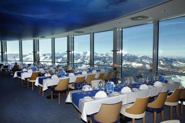 summit restaurant kitzsteinhorn mondial venue finder. Black Bedroom Furniture Sets. Home Design Ideas