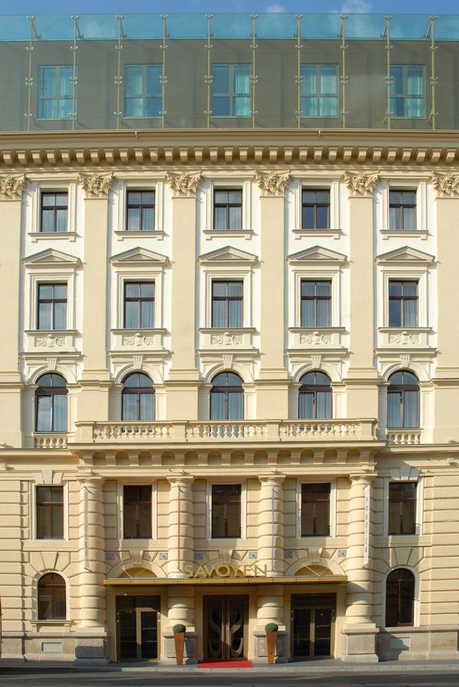 Hotel Savoy Wien Adresse