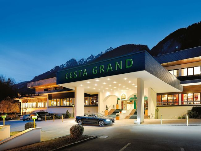 Cesta grand hoteleingang preview